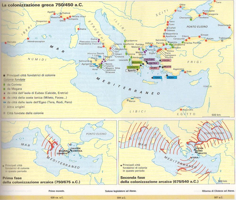 Altre mappe storiche